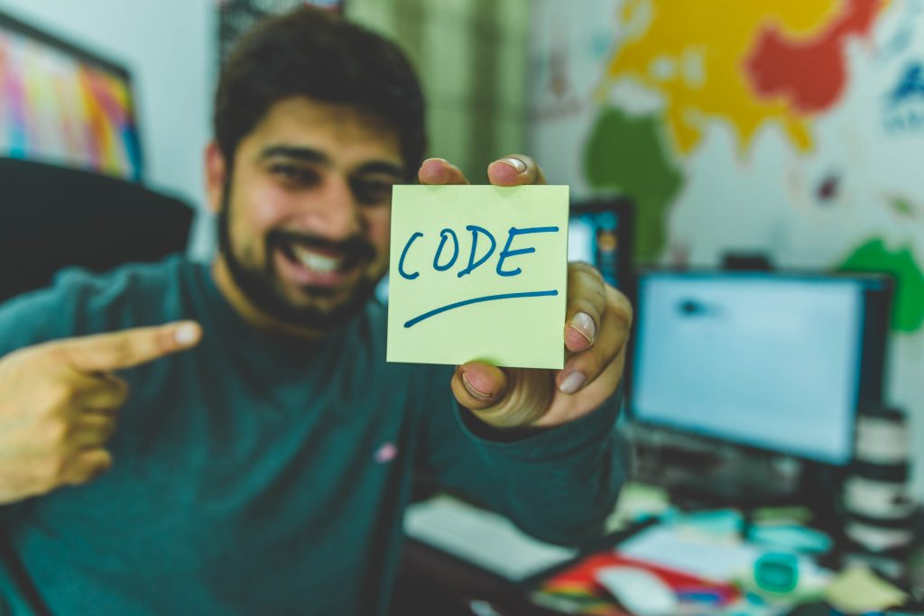 Website systems and solutions developed with low code programming languages