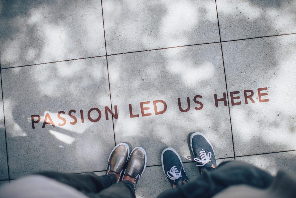 Des leaders passionnés sont nécessaires dans les emplois